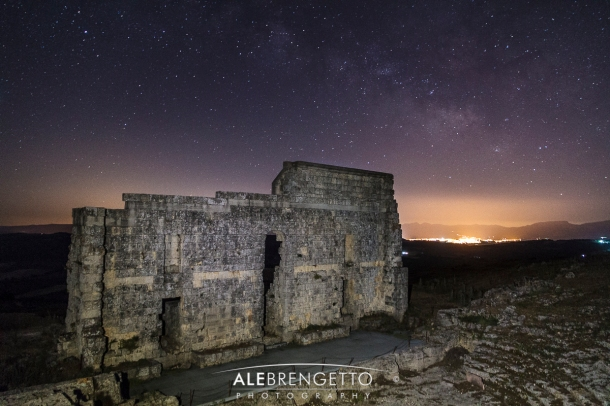 Estrellas en Acinipo. 27 de junio de 2014. Foto: Foto: ALESSIO BRENGETTO. Más imágenes suyas en este enlace http://goo.gl/BB6DqD
