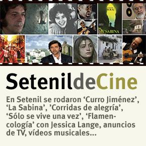 Setenil de cine: Un paseo depelícula