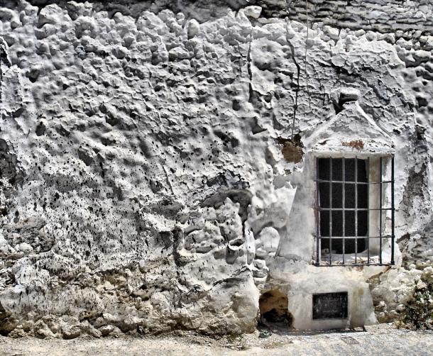 Imagen de la calle Triana en 2005. Foto: TANITO SETENIL (Toni Gutiérrez). Más imágenes en este enlace http://bit.ly/1vTRKVz