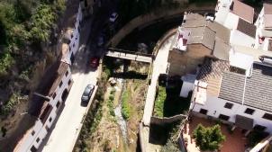 El puente de las Jabonerías.