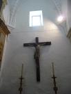 Se puede ver la imagen de un Cristo del siglo XVI similar al de la VeraCruz de Setenil. También hay pinturas murales, como en la Iglesia de la Villa de nuestro pueblo, salvo que allí están a la vista y en Setenil no se han podido sacar a la luz por falta de presupuesto.
