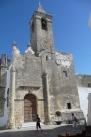 Esta iglesia de Vejer recaudó 30.000 euros en entradas el último año.
