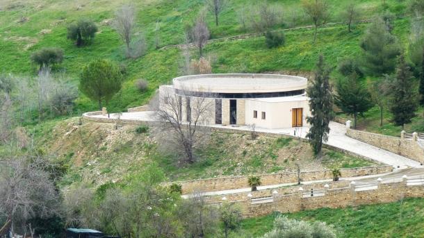 El proyecto del Museo del Olivo no llegó ni a abrirse.