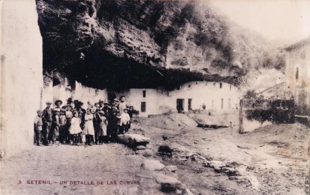 Cuevas del Sol. Foto: EDITORIAL PONS I SALA