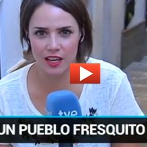 """Al fresquito de las cuevas de Setenil en """"EspañaDirecto"""""""