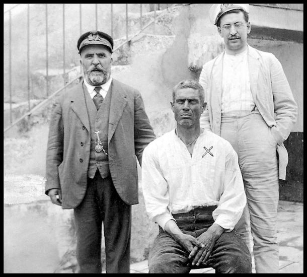 """Las andanzas y el descaro de """"Pasos Largos"""" le hicieron famoso en la época y su captura se convirtió en una prioridad del Gobierno. El ministro de la Gobernación movilizó un ejército en 1916 para apresarlo."""