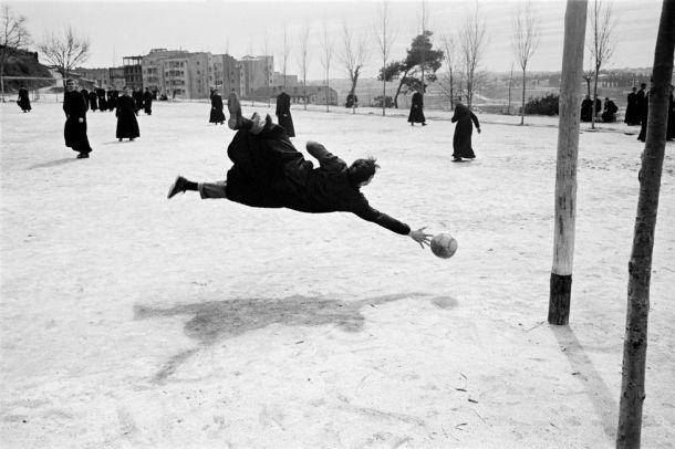 SEMINARIO. Madrid, 1960. Foto: RAMÓN MASATS