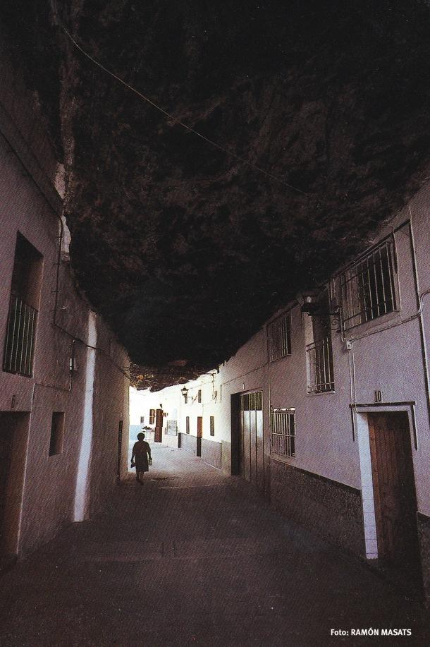 Las Cuevas de la Sombra (1988). Foto: RAMÓN MASATS.