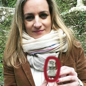 Setenil recupera la Damita, símbolo histórico de lascuevas