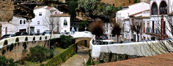 Imagen actual de las Cuevas del Sol.