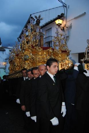 Subida a la Calle Alta del Amarrao. Foto: ÁNGEL MEDINA LAÍN