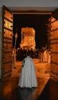 Recogida del Jueves Santo. Foto: MARÍA GUZMÁN JIMÉNEZ