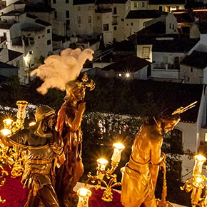 Setenil, imagen para la promoción de la Semana Santa deCádiz