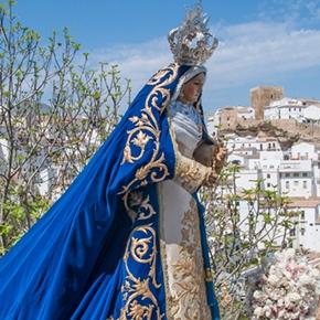 La Semana Santa de Setenil en 100 fotos: El Resucitado (y6)
