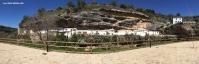 La Cabrerizas, vistas desde el Paseo del Río. Foto: ÁNGEL MEDINA LAÍN