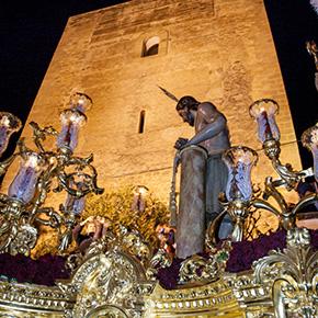 La Semana Santa de Setenil en 100 fotos: El Amarrao(1)