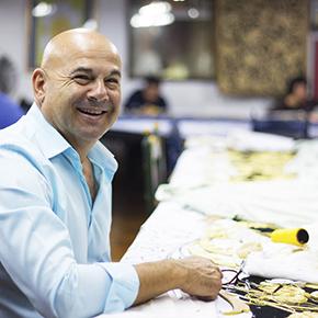 Francisco Carrera Iglesias 'Paquili', artesano de lujo enSetenil