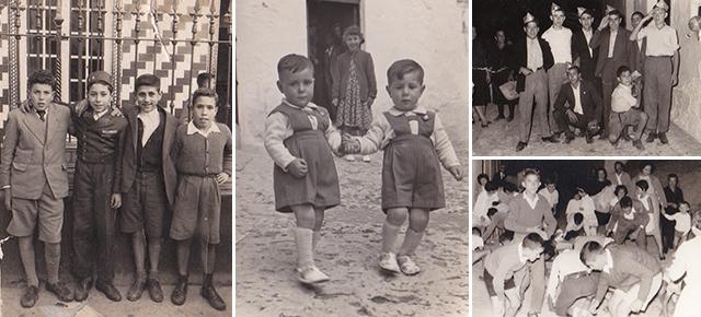 """Últimas fotos incorporados al álbum de """"La vida de nuestros padres"""", gracias a Rafael Corral y Carmen Peña."""