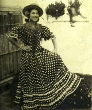 """Foto de la recopilación """"50 Aniversario de la Romería"""" de la Hermandad de San Isidro Labrador de Setenil."""