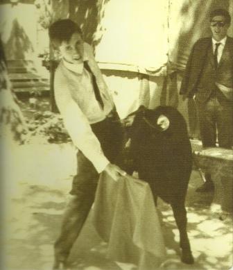 """Foto de la recopilación """"50 Aniversario de la Romería"""" de la Hermandad de San Isidro de Setenil."""