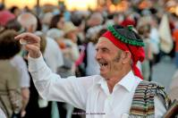 Sebastián Guzmán, con su conseguido disfraz de bandolero. Foto: SECRET SERRANÍA