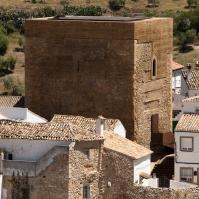 El Torreón nazarí de Setenil. Foto: FERNANDO ALDA.