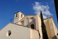 """Iglesia de la Encarnación, conocida como """"la Villa"""". Foto: ÁNGEL MEDINA"""