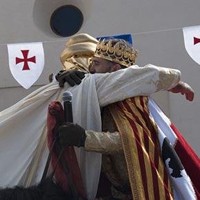 Éxito de la Recreación Histórica de la Conquista deSetenil