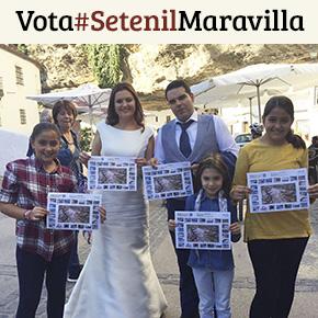 Vota #SetenilMaravilla