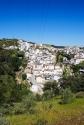 Esta imagen tomada desde Los Montecillos muestra la proximidad de Las Cuevas del Sol y Las Cuevas Román. Foto: ÁNGEL MEDINA.