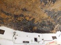 Detalle de la impresionante montera de las Cuevas del Sol. Foto: KLINNE.