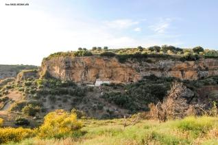 Vista de Peñacaía. Foto: ÁNGEL MEDINA.