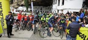 Vuelta Ciclista Andalucía en Setenil: Valverde gana el pulso aContador