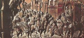 Setenil 1484: La historia tallada en la Catedral deToledo