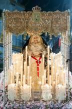 Virgen de los Dolores. Foto. RAGARA.