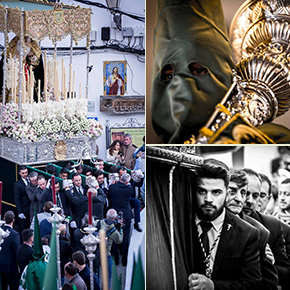 La Semana Santa de Setenil vista por susviajeros