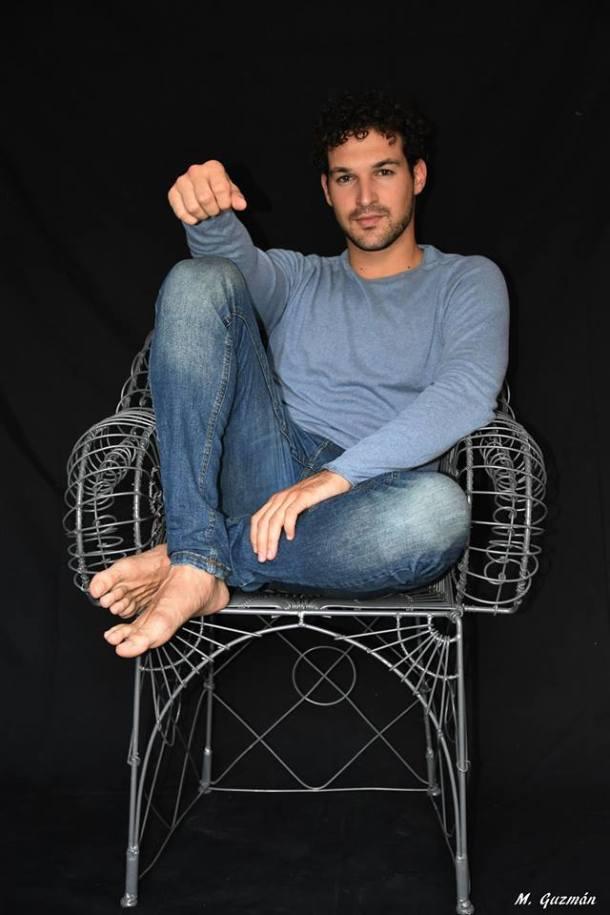 Rafa Jiménez. Foto: MARÍA GJ