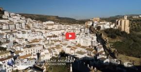 Setenil y los Pueblos Blancos en el prestigioso canal europeoArte