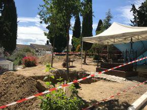 Un hallazgo histórico en la fosa común del cementerio deSetenil