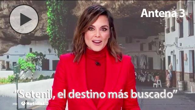 Setenil en Antena 3
