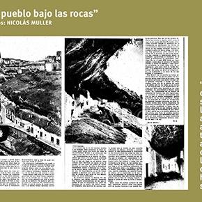 Setenil, 1960: La admiración hacia nuestro pueblo viene delejos