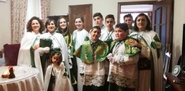 familia Corral Peña