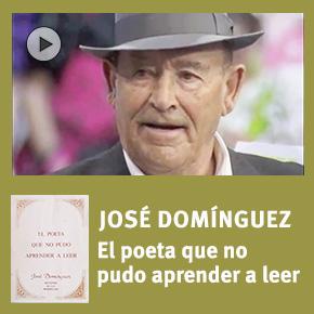 José Domínguez, el poeta de Setenil que no pudo aprender aleer