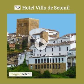 """Hotel """"Villa de Setenil"""", confort y encanto en el corazón del centrohistórico"""