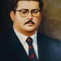 Retrato de Juan Luque.