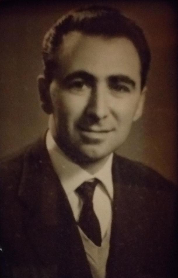 Juan Marín Ortega.