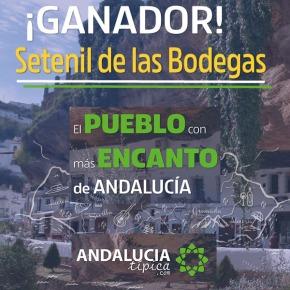 """Setenil, el pueblo con más encanto según el portal """"Andalucía Típica"""""""