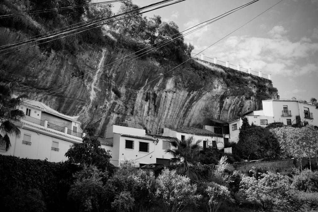 Calle cueva Jabonerías. Foto: JEAN PIERRE HAZÉE.