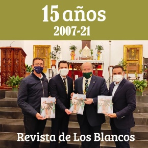 La revista de Los Blancos cumple 15años