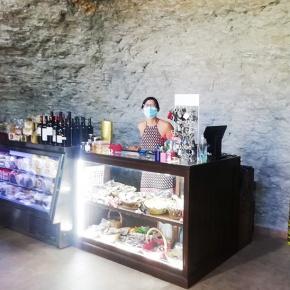 Tere Palmero, la primera en Las Cuevas deSetenil